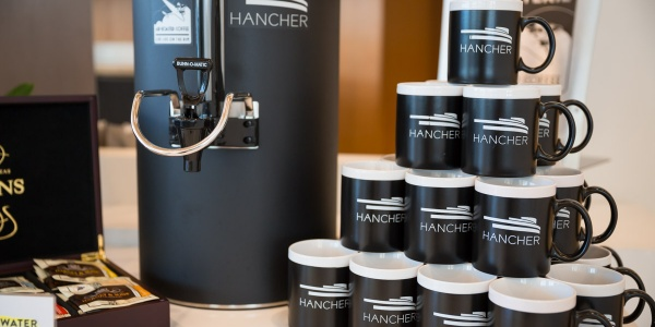 Hancher Cafe Roasterie Coffee