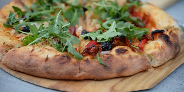 Woodfire Pizza