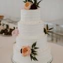 Laura and James Wedding Cake